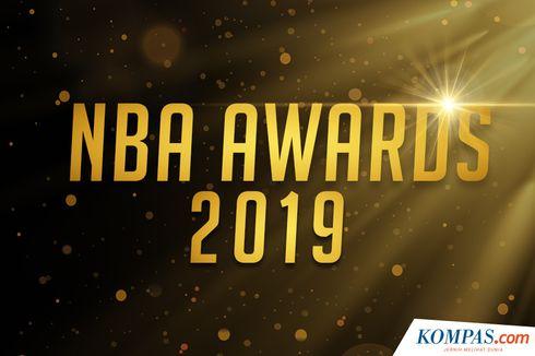INFOGRAFIK: Mereka dengan Predikat Terbaik di NBA Musim 2018-2019