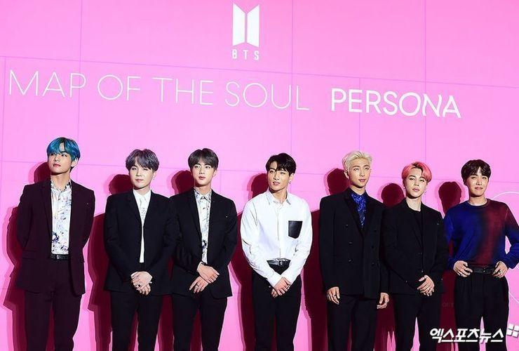 Sosok Penting yang Menginspirasi Album Map of the Soul: Persona Milik BTS
