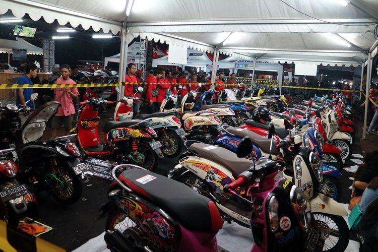 Honda Modif Contest kembali digelar tahun ini di 15 kota di Indonesia.