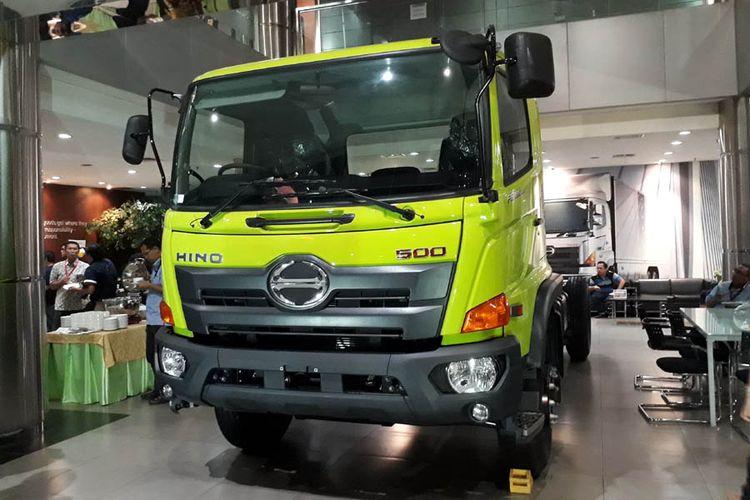 Hino berhasil memimpin kategori medium duty truck dengan produk Ranger.