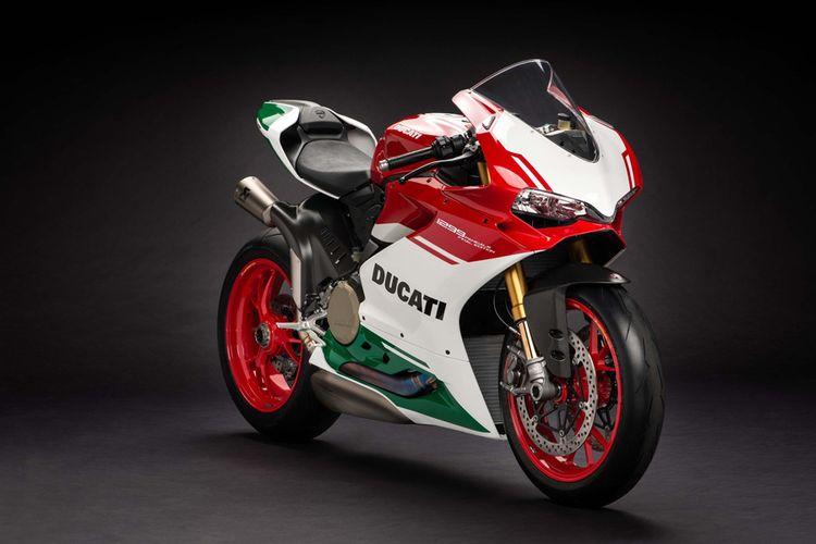 Ducati Panigale 1299 R Final Edition, terakhir menggunakan mesin L-Twin untuk digantikan V4.