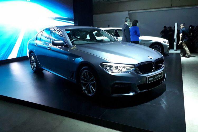 BMW Seri 5 M Sport, impor dari Jerman.