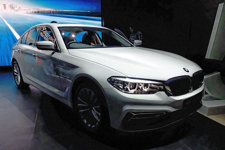 BMW Seri 5 Luxury Line.