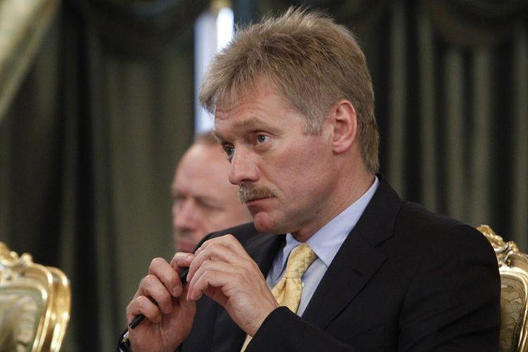 Jurubicara Kremlin Dmitry Peskov