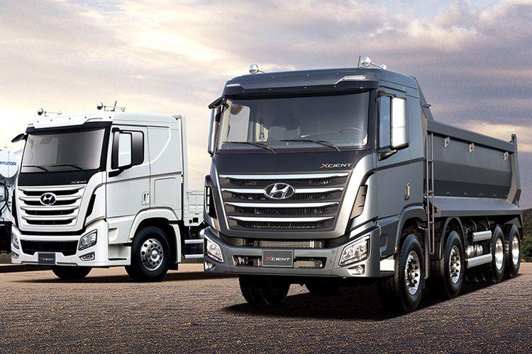 Hyundai Xcent, truk yang akan dijadikan andalan di pasar kendaraan niaga India.