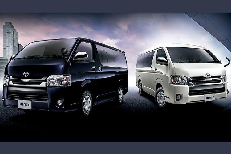 Toyota Hiace dikabarkan siap mendapat penyempurnaan sebelum ganti generasi.