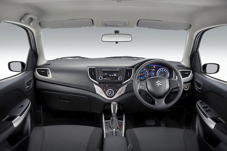Spesifikasi Lengkap Suzuki Baleno Hatchback