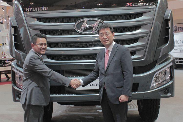 Hyundai Oto Komersial Indonesia (HOKI) resmi menjadi distributor kendaraan niaga Hyundai.