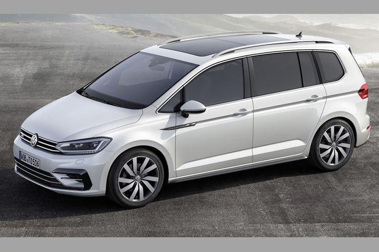 Touran dan MPV lain milik Volkswagen bakal digantikan dengan satu model saja.