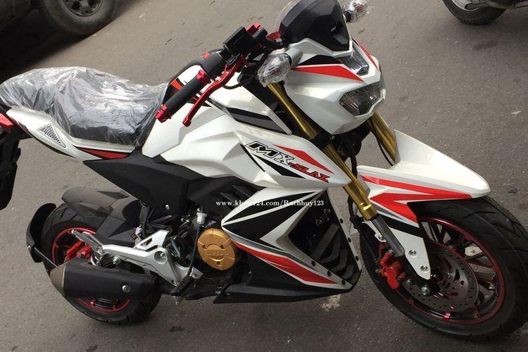 Yamaha MX-Slaz, motor China yang mirip M-Slaz atau Xabre Yamaha.