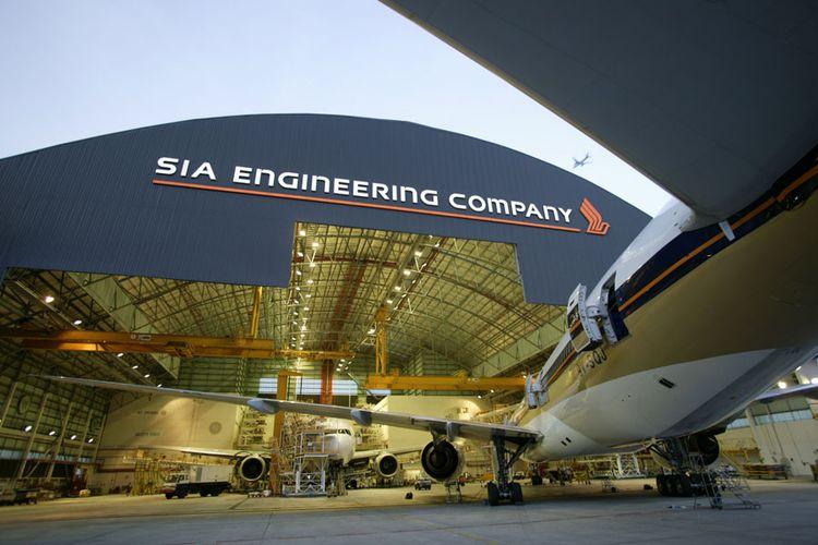 SIA Engineering Company, perusahaan MRO milik SIngapore Arilines.