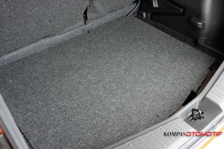 Ruang bagasi Nissan Note e-Power.