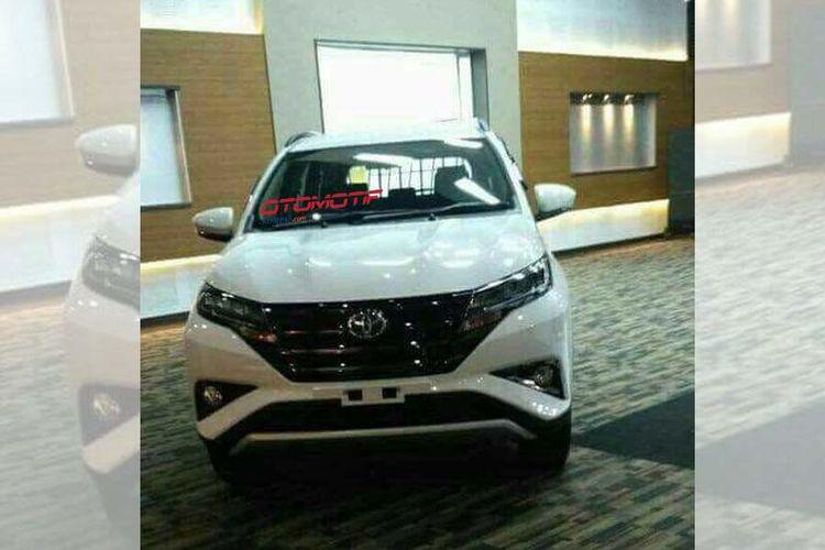 Toyota Rush 2017.