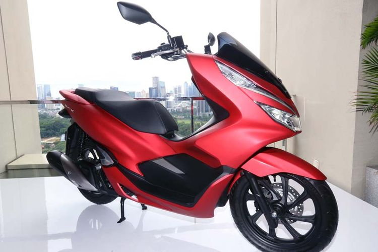 Generasi baru All-New PCX