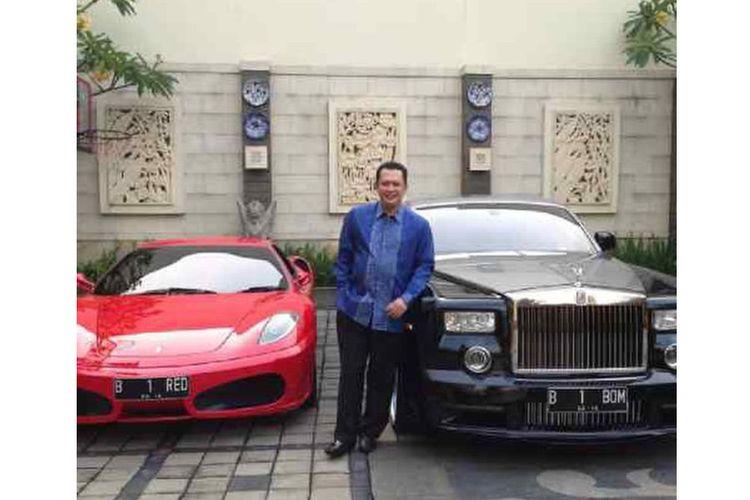 Koleksi Mobil Ketua DPR Bambang Soesatyo