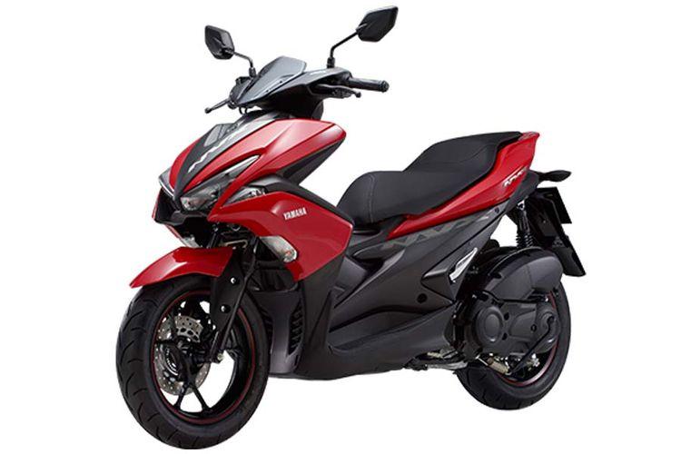 Yamaha NVX 125 yang dijual di Vietnam.