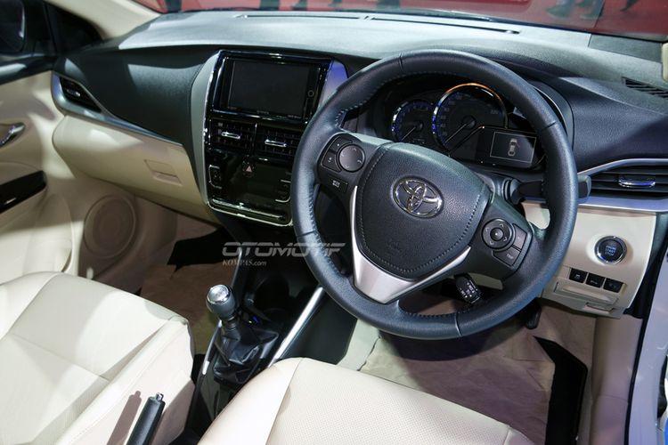 Interior Toyota Vios