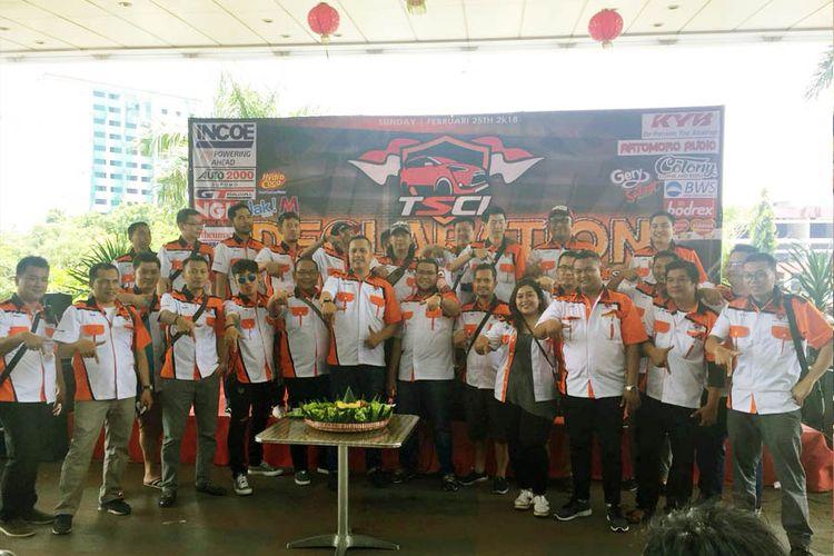 Toyota Sienta Club Indonesia (TSCI) resmi berdiri pada 25 Februari 2018.