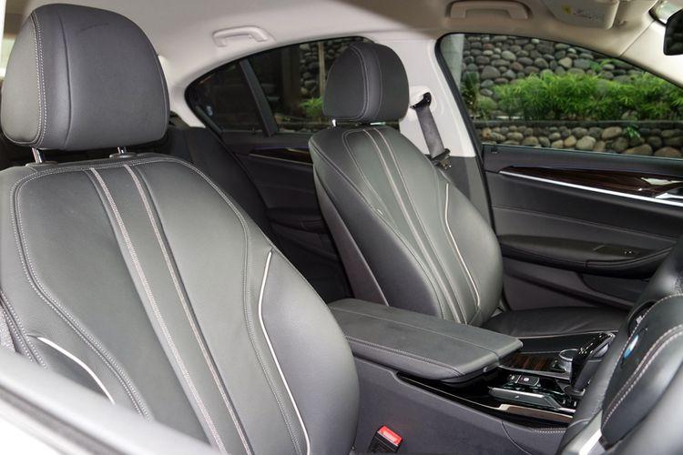 Interior BMW 520i (G30).