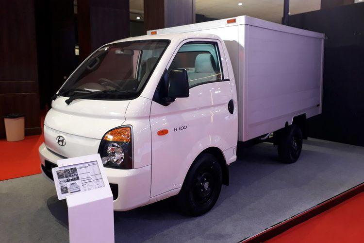 Hyundai H-100 di IIMS 2018.