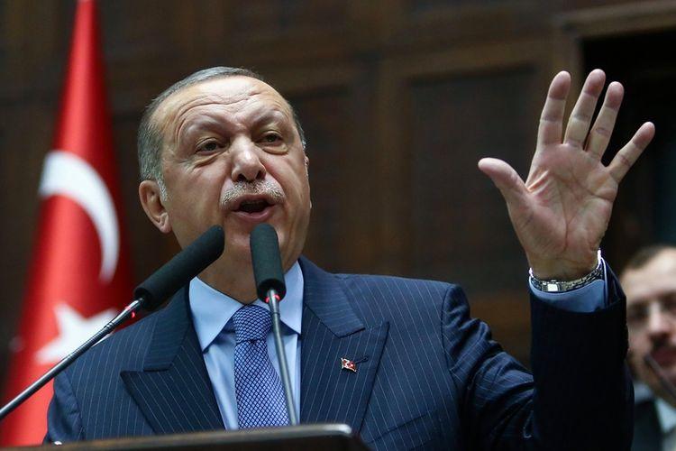 """Erdogan Bersumpah Siap Mundur Jika Rakyat Berkata """"Cukup"""""""
