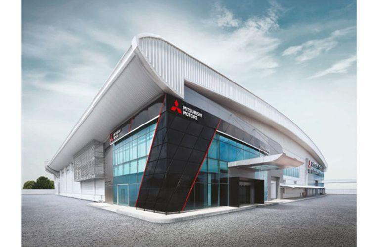 Pusat Pelatihan Mitsubishi di Thailand