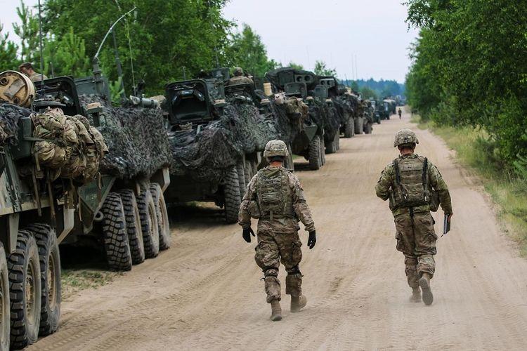 Tahun Depan, Biaya Perang AS Mencapai Rp 88.000 Triliun