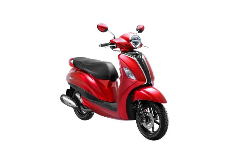Yamaha Grand Filano yang Diluncurkan di Thailand