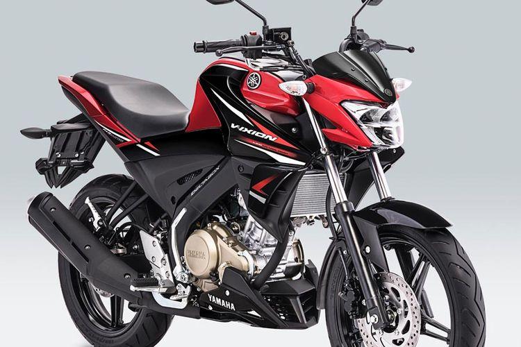 Yamaha V-Ixion dengan Warna dan Grafis Baru