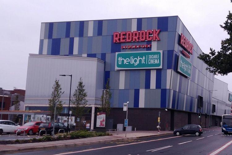 Tahun ini, Carbuncle Cup menganugerahi bangunan Redrock Stockport sebagai gedung dengan arsitektur terburuk seantero Inggris.