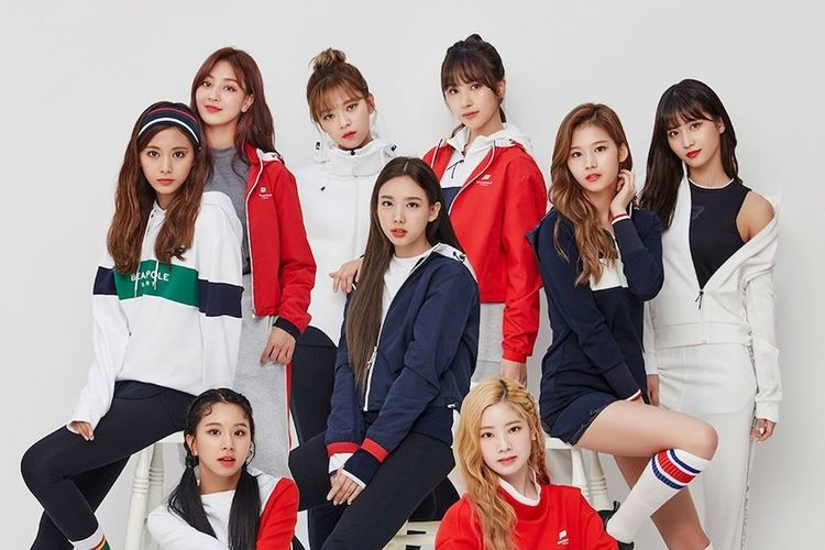 Girl group asuhan JYP Entertainment TWICE