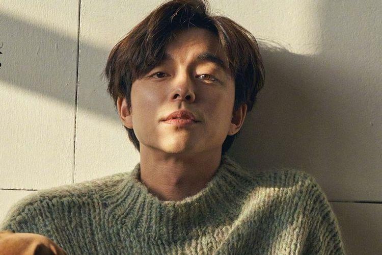 Artis peran asal Korea Selatan Gong Yoo
