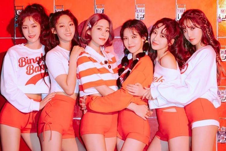 Girlband K-pop asal Korea Selatan, AOA