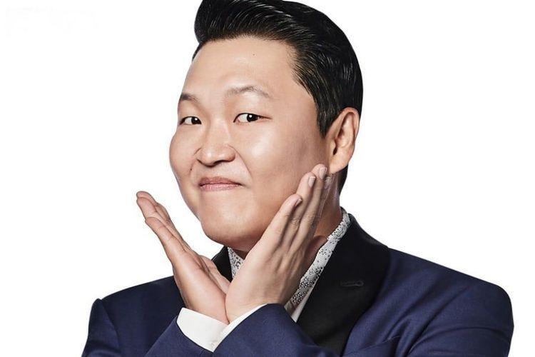 Penyanyi asal Korea Selatan PSY
