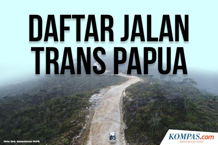 Daftar Jalan Trans Papua