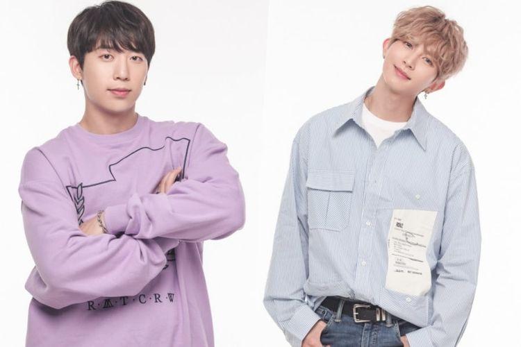 Hoon dan Kiseop U-KISS (Soompi)