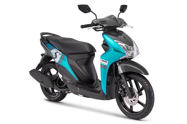 Yamaha Mio S dengan Warna Baru