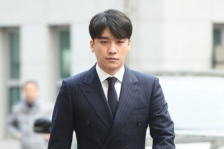 Seungri menjalani pemeriksaan di Kantor Polisi Metropolitan Seoul, Korea Selatam, dari Kamis (14/3/2019) hingga Jumat (15/3/2019) pagi.