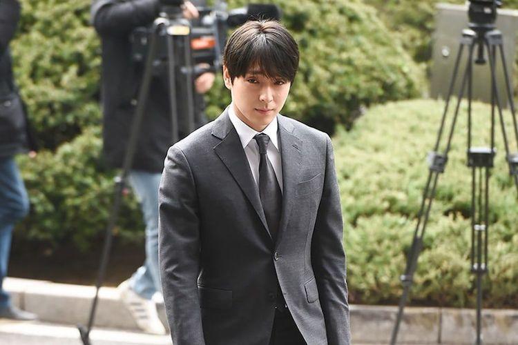 Mantan member boyband FT Island Choi Jong Hoon