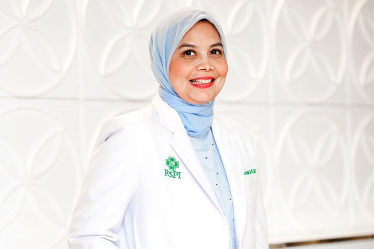 dr. Femmy Nurul Akbar, Sp. PD-KGEH Dokter Spesialis Penyakit Dalam Konsultan Gastroenterologi Hepatologi RS Pondok Indah ? Pondok Indah