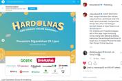 Gelar Hardolnas, Kitabisa.com Libatkan 200 'Influencer'