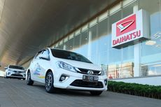 Konsumsi BBM Daihatsu Sirion Capai 20 kpl