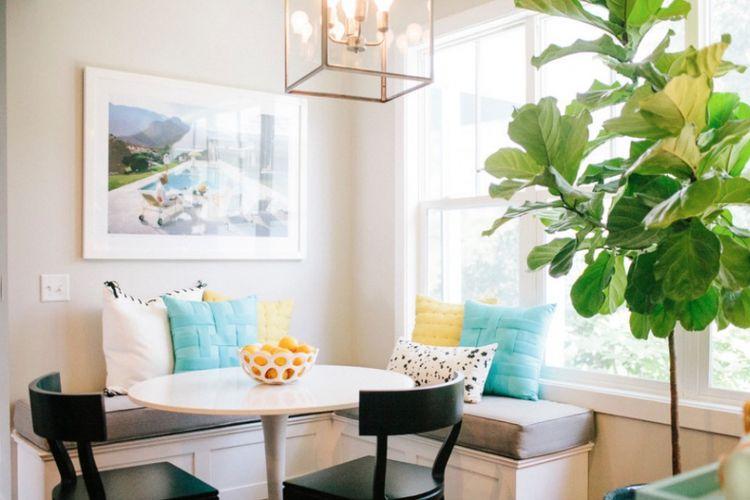 Trik Jitu Siasati Ruang Makan Mungil Ini Bikin Keluarga Makin Harmonis