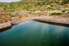 Arkeolog Temukan Kolam Kuno di Situs Alkitabiah, Ini Wujudnya