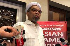 Masuk Timses Jokowi, Ali Mochtar Ngabalin Diminta Perbaiki Gaya Komunikasi