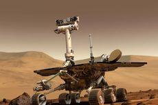 NASA Ketar-ketir, Robot Penjelajah Opportunity Diduga Mati di Mars