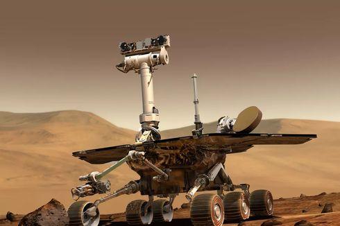 Robot Opportunity Milik NASA Rayakan 5.000 Hari di Mars