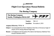 Dokumen Boeing Beri Petunjuk Kerusakan Pesawat Lion Air JT 610