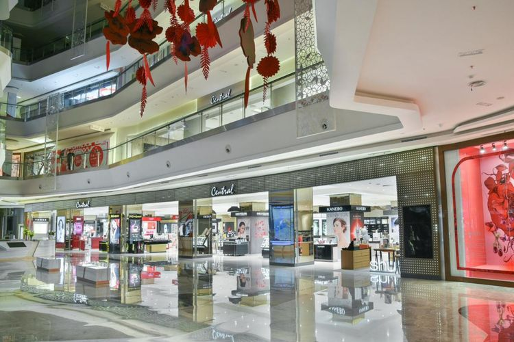 Central Department Store.