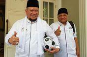 La Nyalla Akui Jokowi PKI Hanya Karangan, Ini Kata Airlangga Hartarto